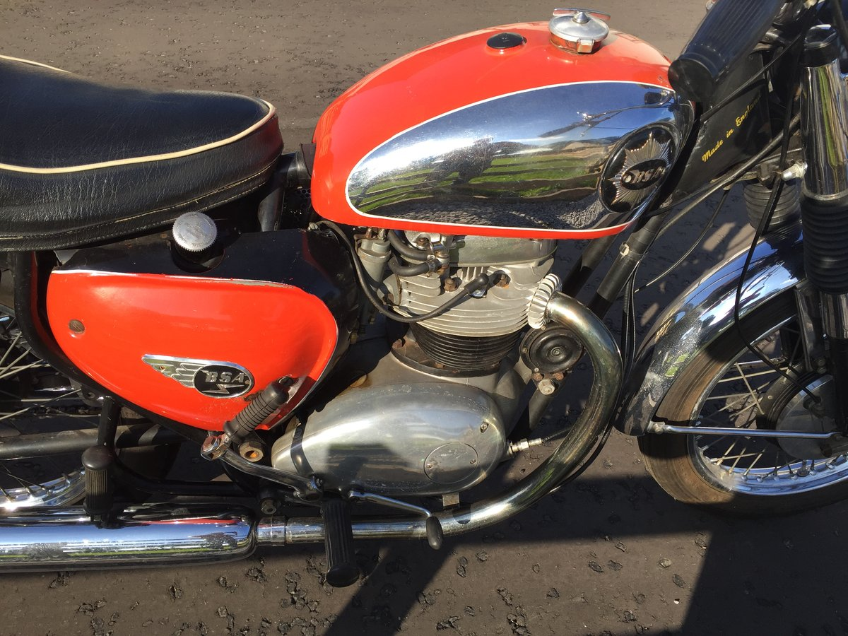 1964 BSA Lightning Rocket Very Rare  SOLD (picture 3 of 6)