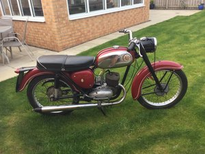 1966 BSA Bantam Quick sale