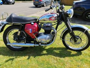 BSA A65 Thunderbolt  For Sale