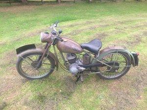 1954 BSA D1 Bantam