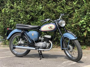 BSA Bantam D7 175 1961  For Sale