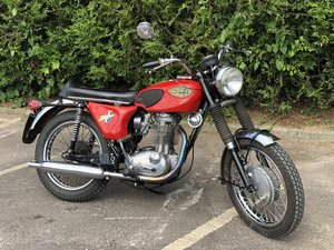 BSA B44 SS Shooting Star 1968. Like Victor Special  For Sale