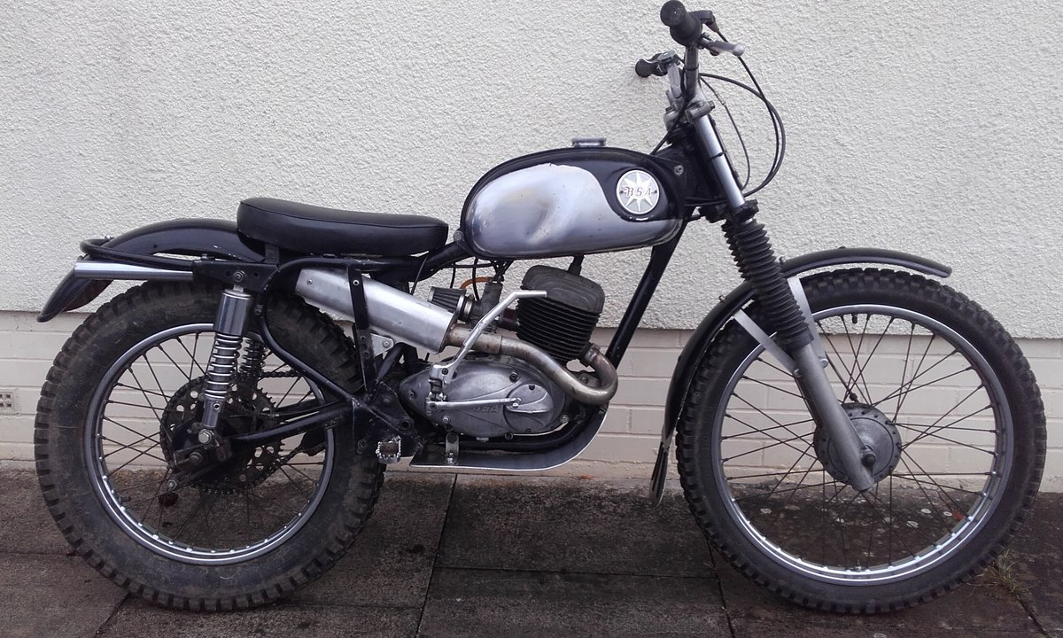 1969 BSA Bantam Classic Trials Special For Sale (picture 1 of 6)