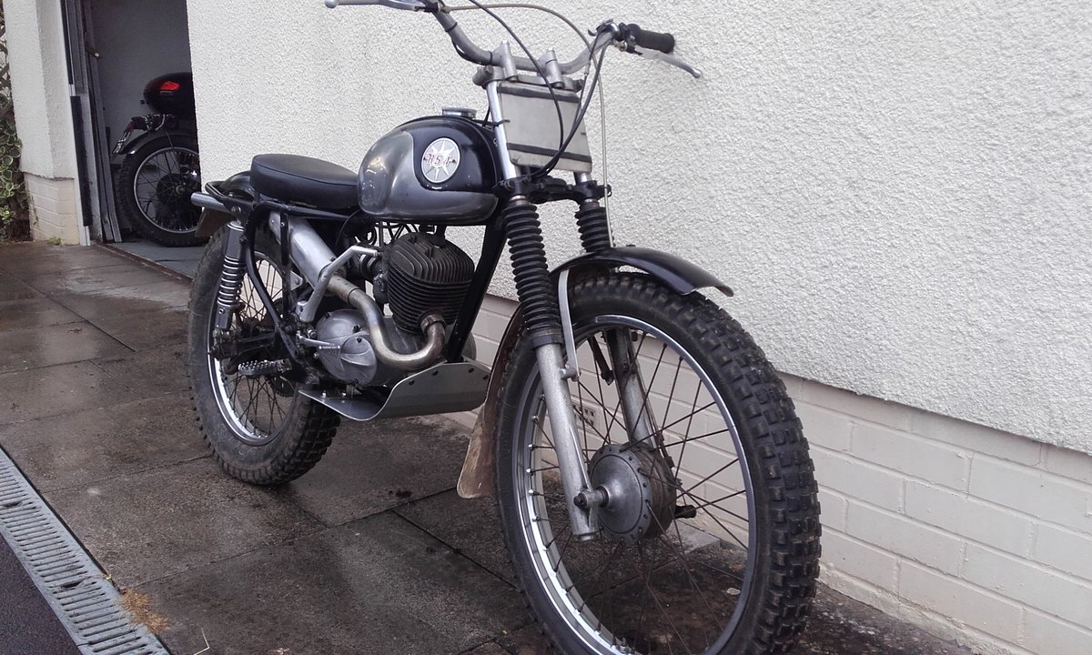 1969 BSA Bantam Classic Trials Special For Sale (picture 2 of 6)