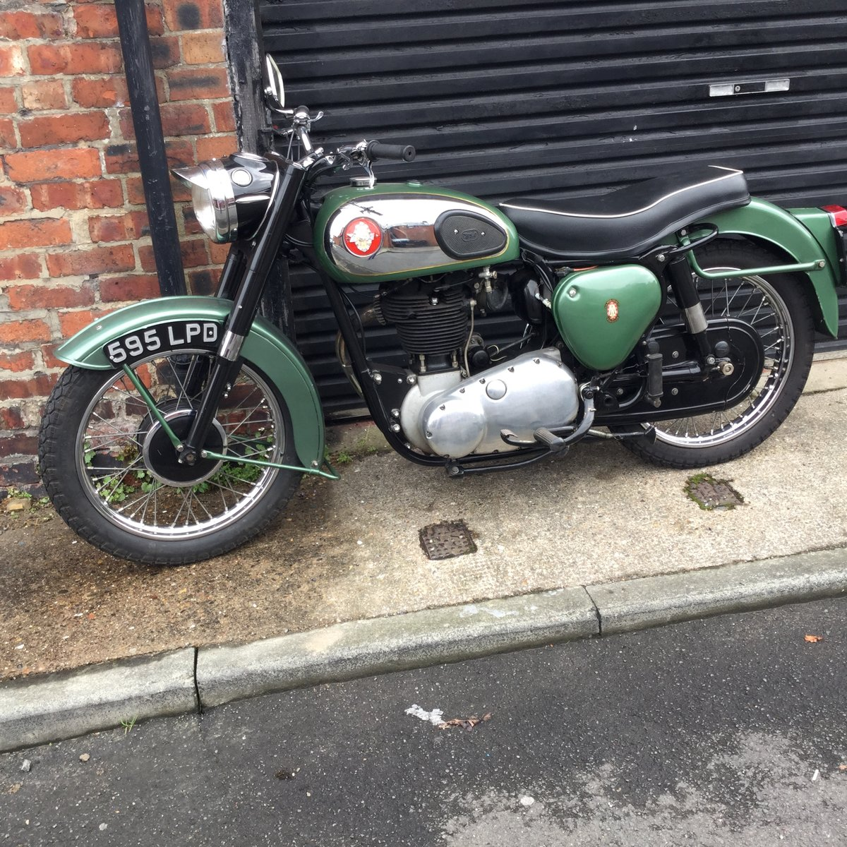 1959 BSA B31 Iconic classic For Sale (picture 1 of 6)