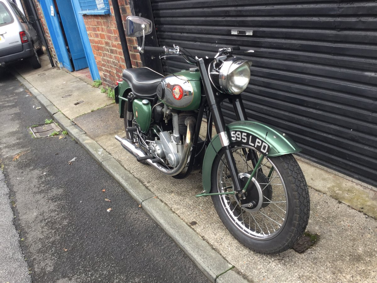 1959 BSA B31 Iconic classic For Sale (picture 4 of 6)