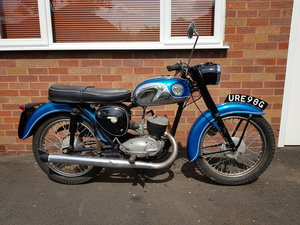 1968 BSA bantam d14 / 4 stored 3 yrs light tlc gc
