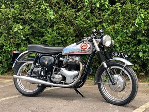 THE BEST 1959 BSA A10 Super Rocket – RGS Replica