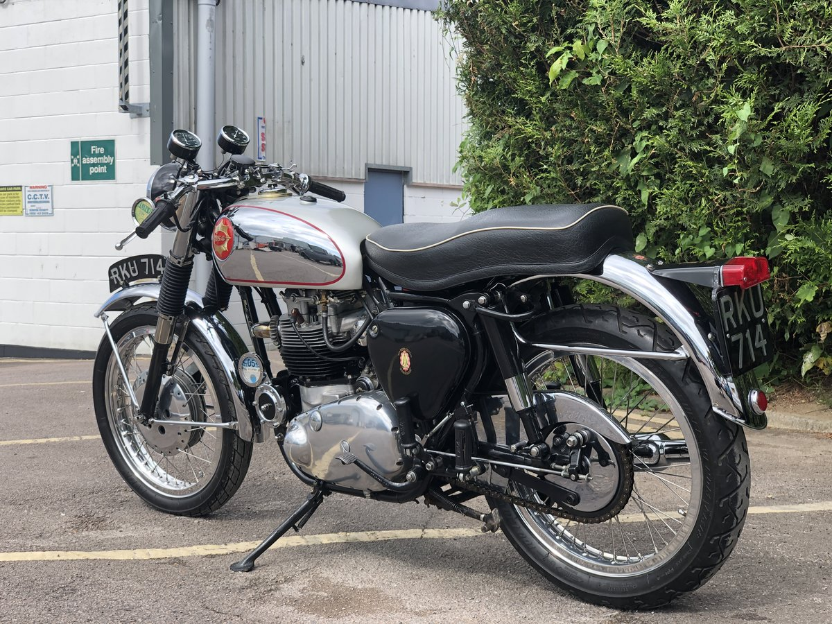 THE BEST 1959 BSA A10 Super Rocket – RGS Replica For Sale (picture 2 of 6)