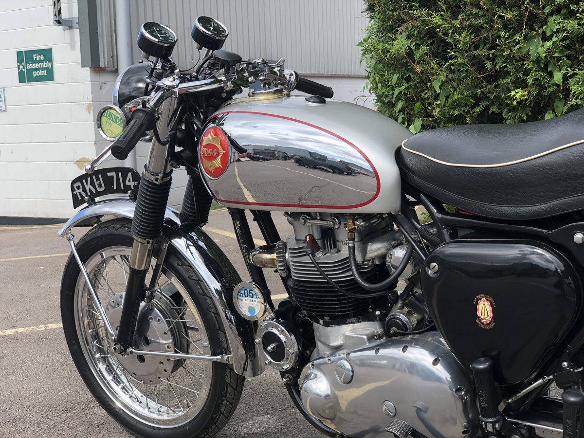 THE BEST 1959 BSA A10 Super Rocket – RGS Replica For Sale (picture 4 of 6)