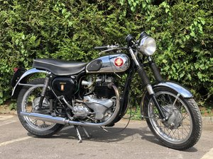 BSA Road Rocket 1956 650cc  For Sale