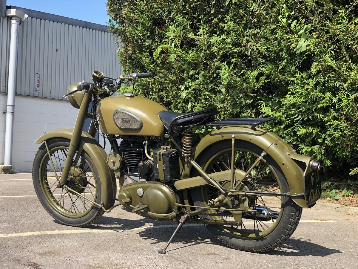 1952 Very Rare 1950's BSA ZM 33 500cc OHV For Sale (picture 4 of 6)