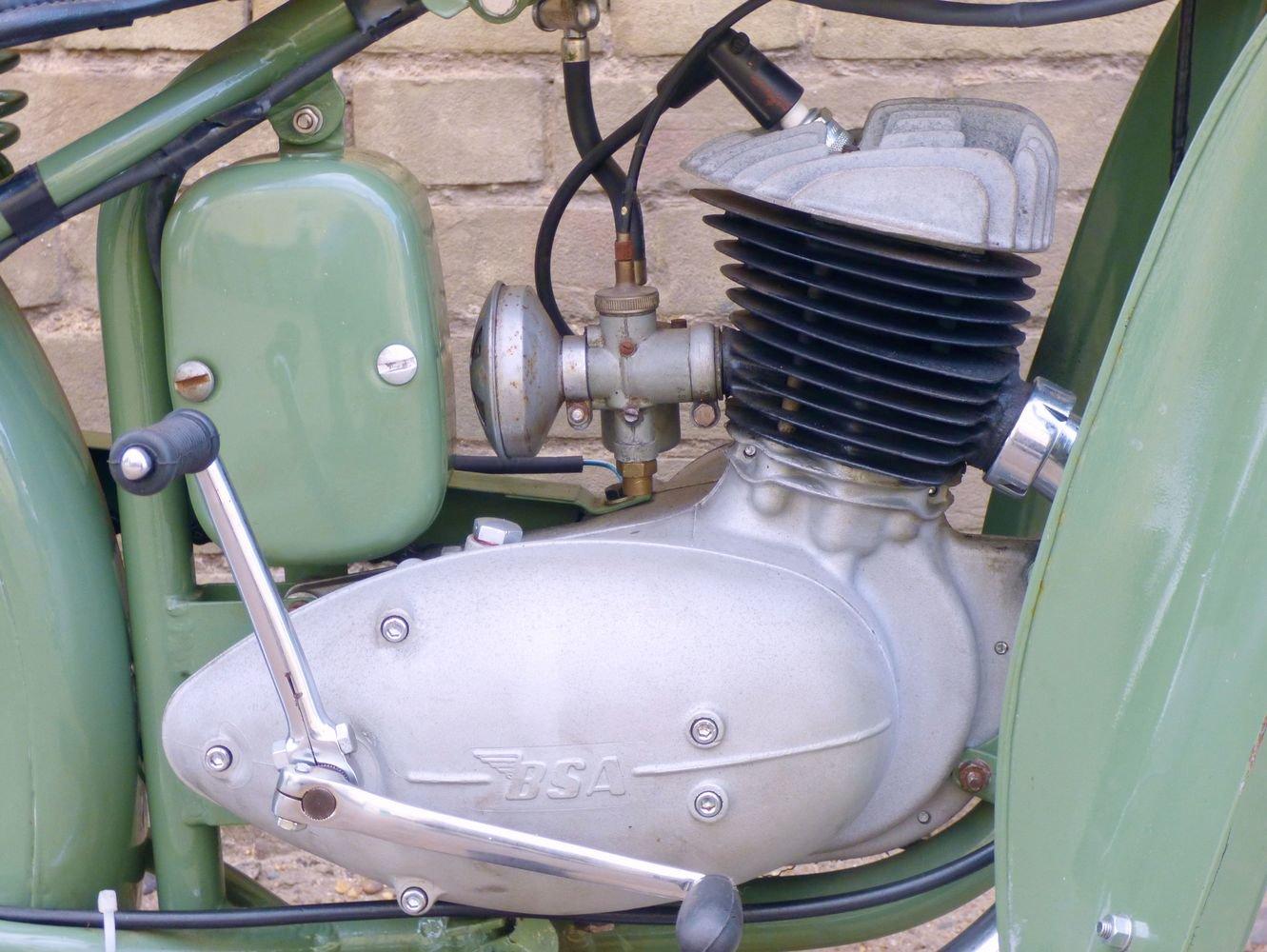 1949 BSA Bantam D1 125cc SOLD (picture 3 of 6)