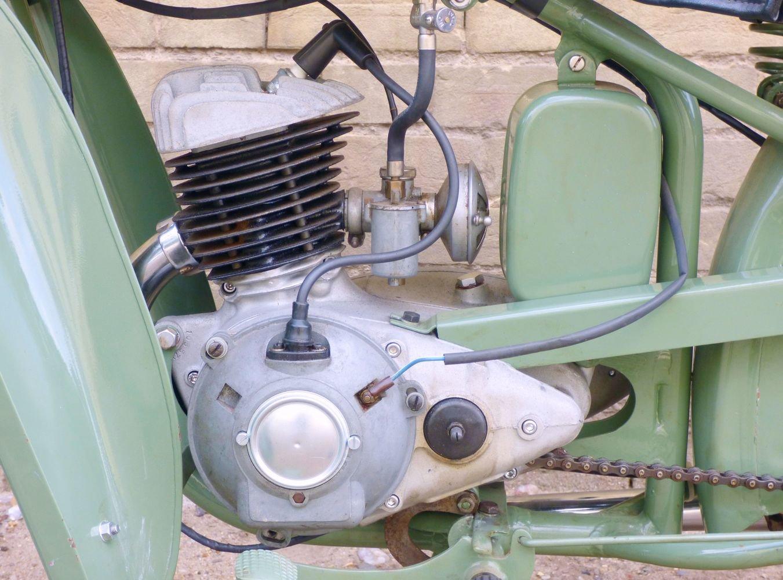 1949 BSA Bantam D1 125cc SOLD (picture 4 of 6)
