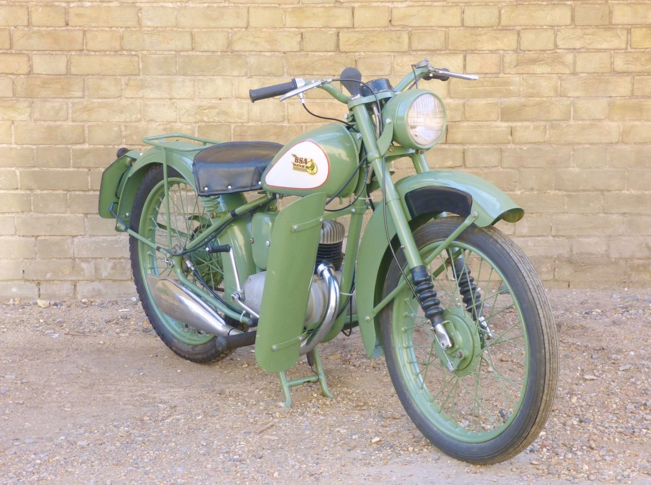 1949 BSA Bantam D1 125cc SOLD (picture 6 of 6)