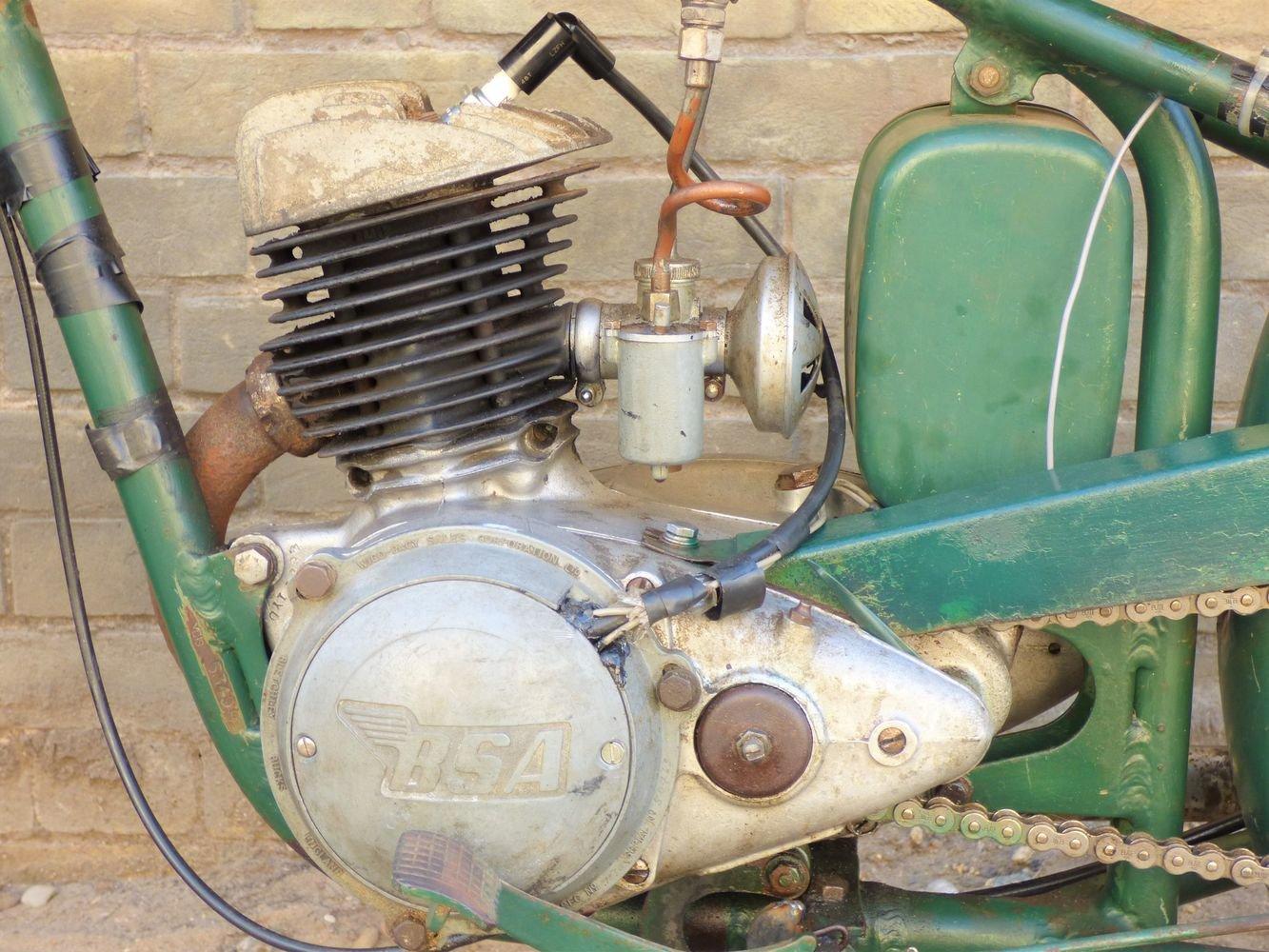 1951 BSA Bantam D1 125cc SOLD (picture 4 of 6)