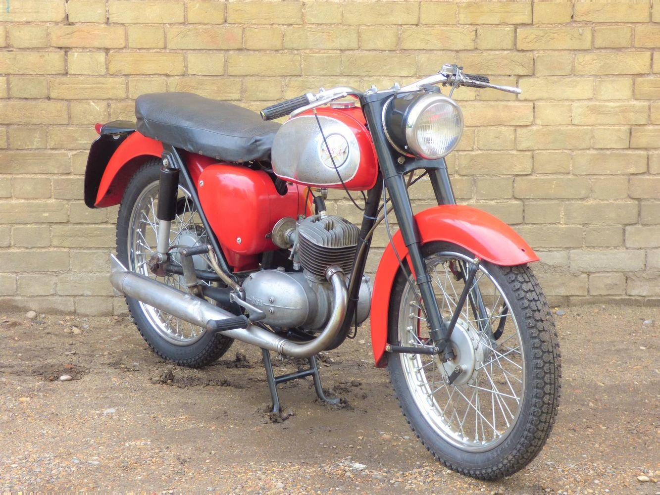 1965 BSA Bantam D7 175cc For Sale (picture 6 of 6)