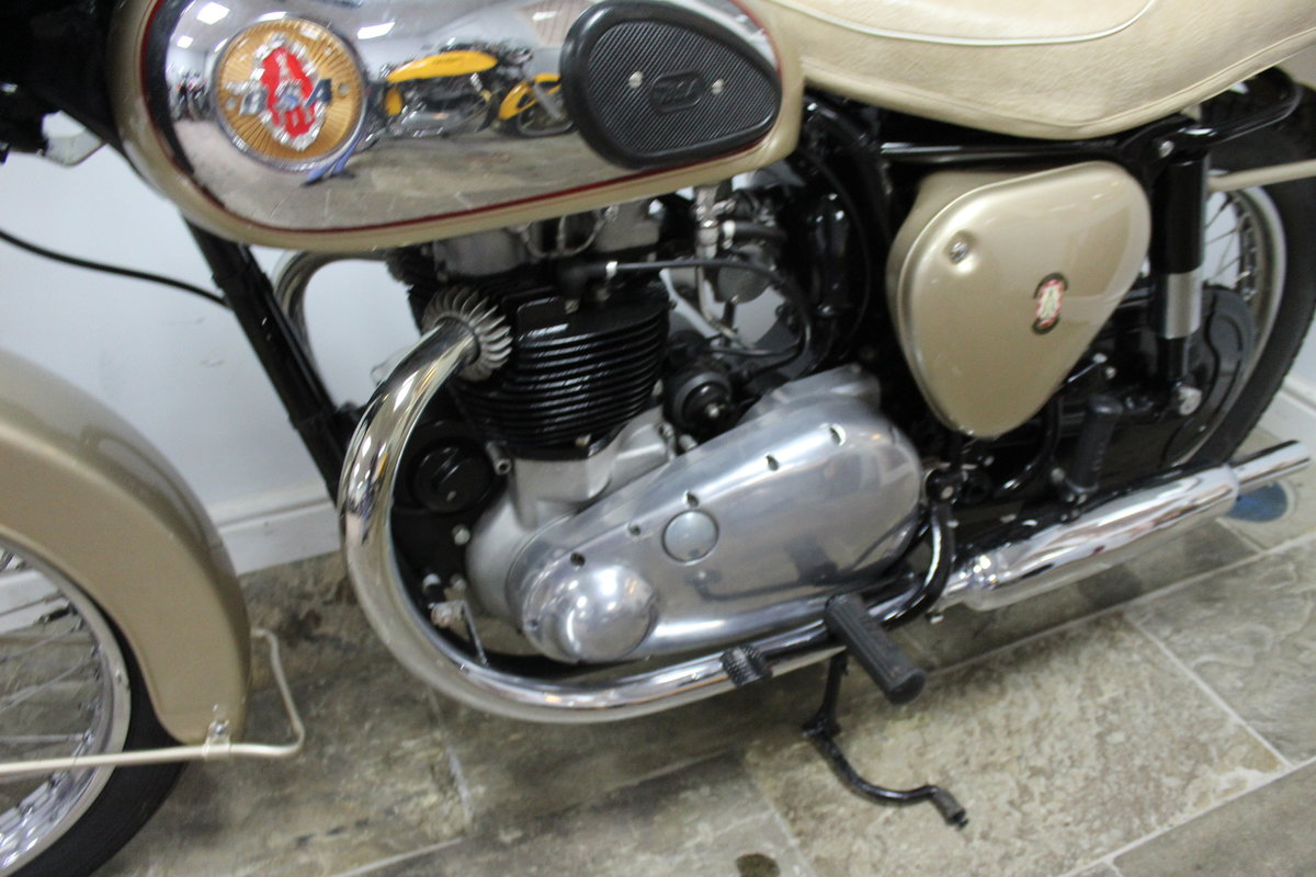 1959 BSA A10 Gold Flash 650 cc Twin Last owner since 1989  For Sale (picture 5 of 6)