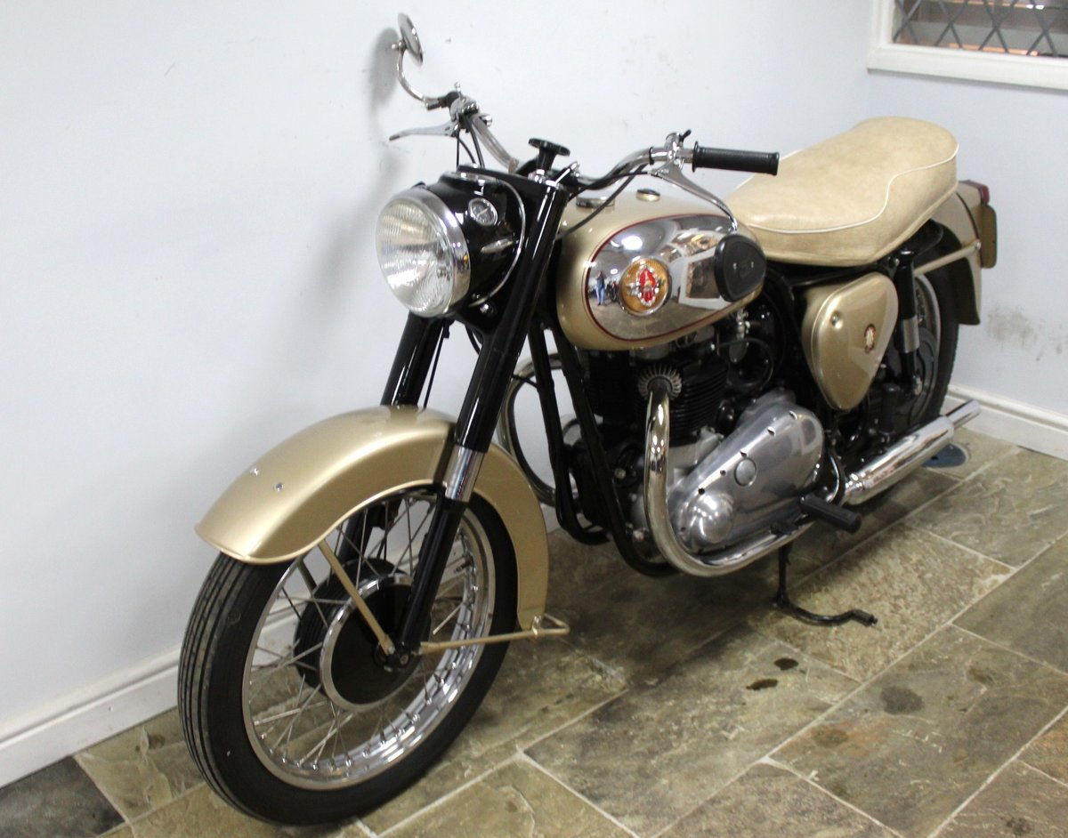 1959 BSA A10 Gold Flash 650 cc Twin Last owner since 1989  For Sale (picture 6 of 6)