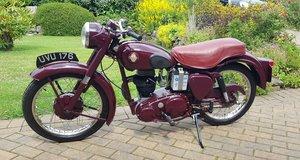 1957 BSA C12 - Historic Motorcycle