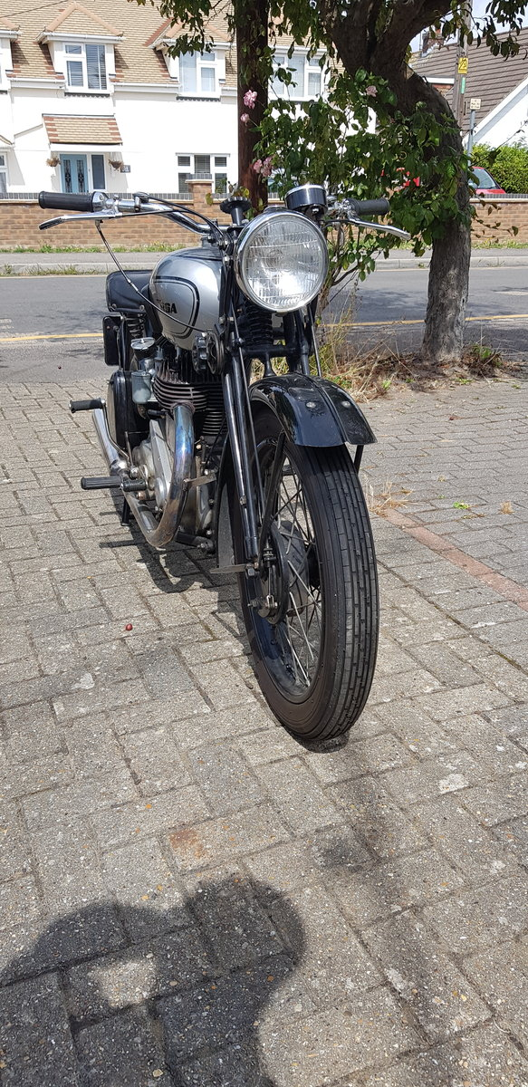 1942 BSA WM20 War registered  For Sale (picture 4 of 6)