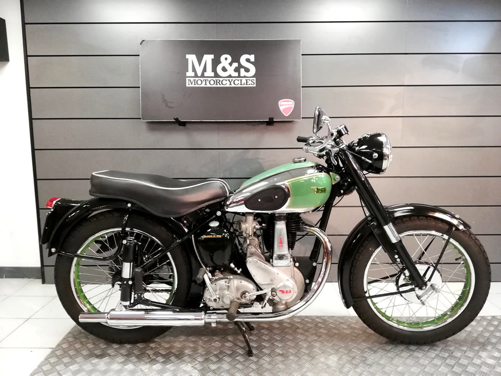 1950 BSA B31 350cc For Sale (picture 1 of 6)