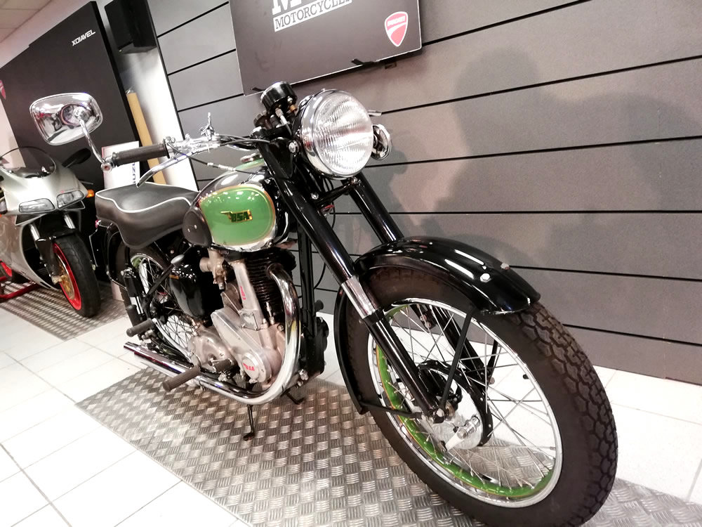 1950 BSA B31 350cc For Sale (picture 2 of 6)