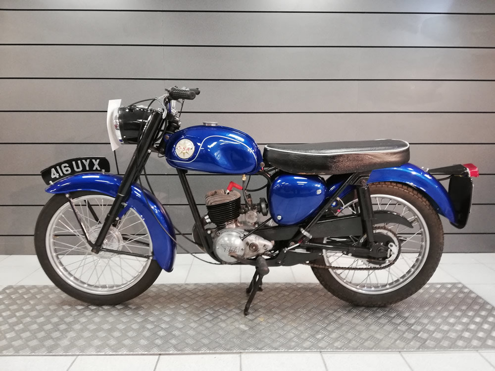 1964 BSA Bantam 175 SOLD (picture 6 of 6)