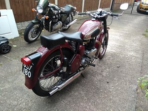 1953 BSA A7 longstroke