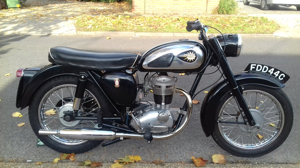 1965 BSA C15 250cc  For Sale (picture 1 of 6)