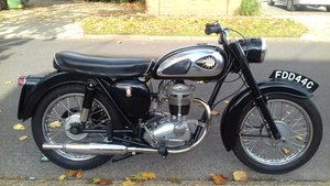 1965 BSA C15 250cc  For Sale