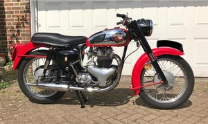 1960 BSA 650cc Super Rocket