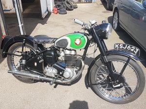 1950 BSA C11G 250cc