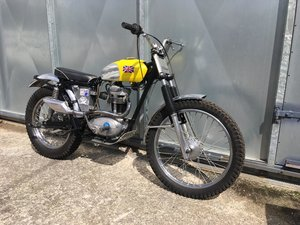 1965 BSA C15 TRIALS BIKE PRE 65 TRAIL GREEN LANER £3795 OFFERS PX For Sale