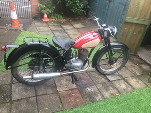 1960 D1 bantam 125cc For Sale