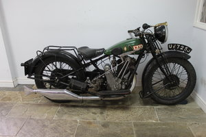 1929 BSA OHV  For Sale