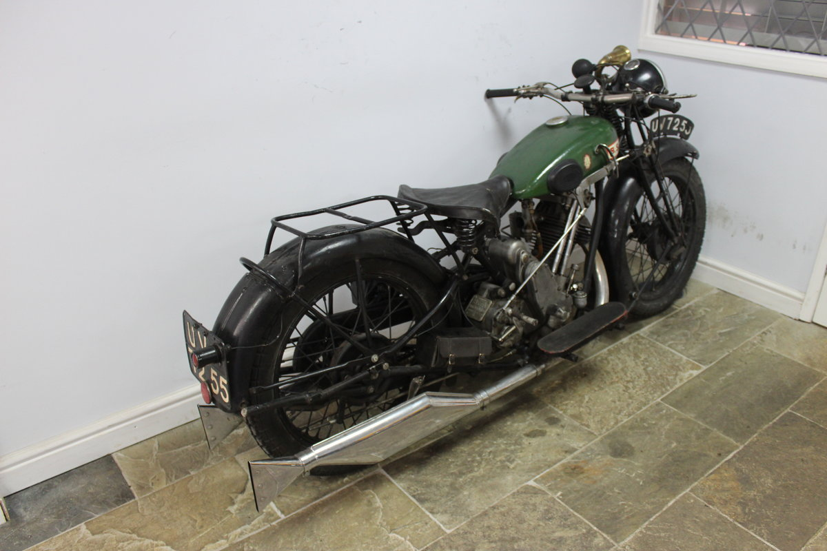 1929 BSA OHV  SOLD (picture 2 of 6)
