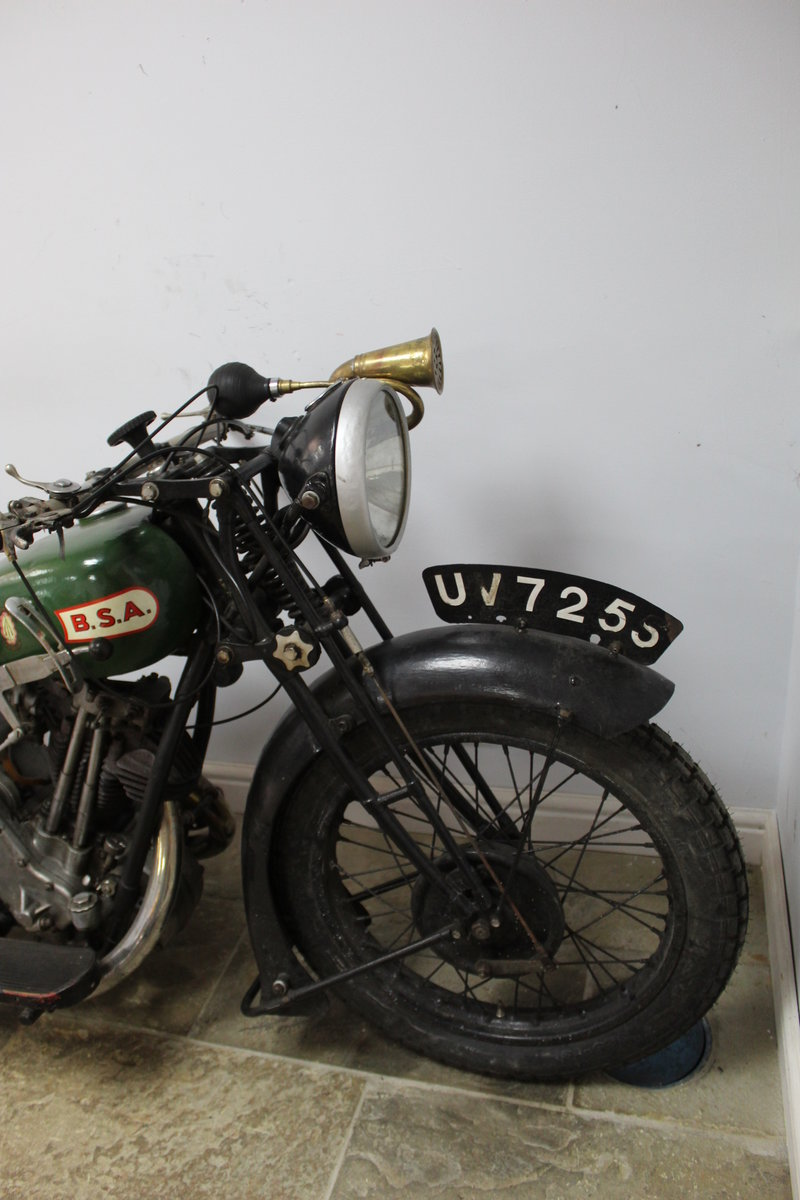 1929 BSA OHV  SOLD (picture 4 of 6)