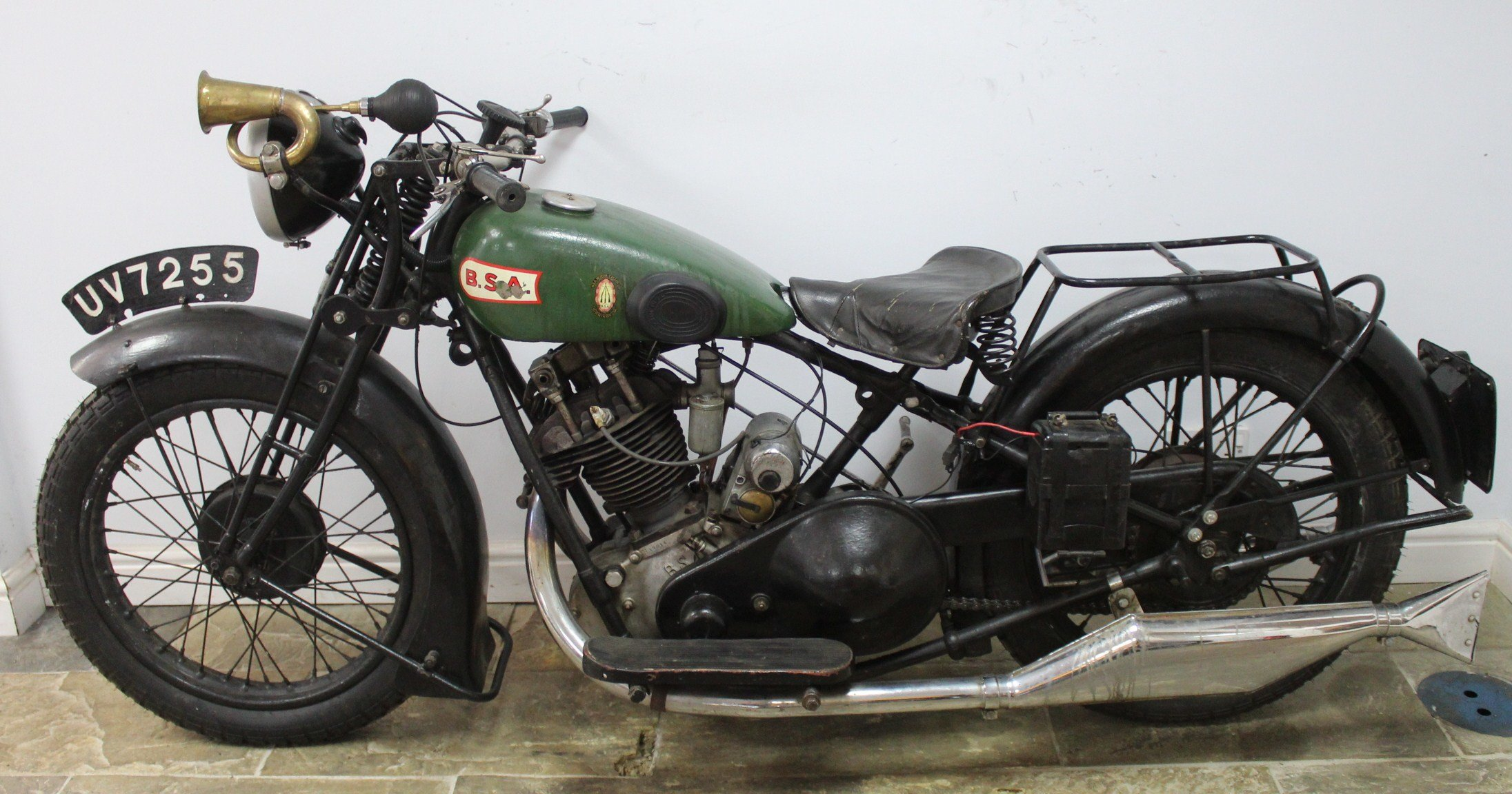 1929 BSA OHV  SOLD (picture 5 of 6)