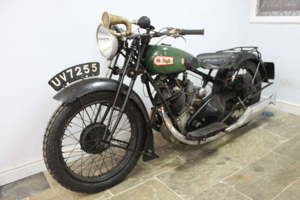 1929 BSA OHV  SOLD (picture 6 of 6)