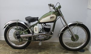 c1952 BSA Bantam D1 Plunger Trials Special Fully restored  For Sale