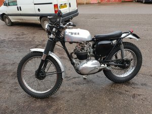 1965 BSA TRIALS B40