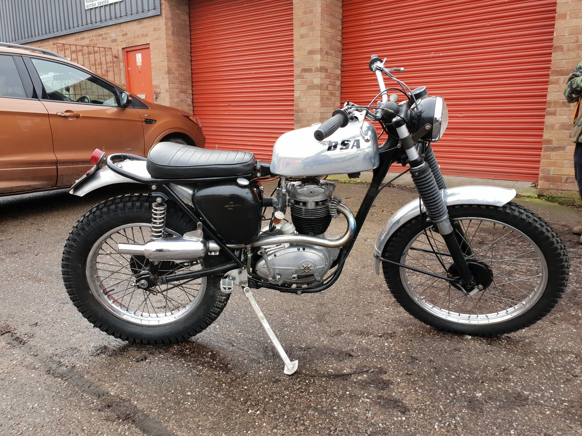 1965 BSA TRIALS B40 For Sale (picture 2 of 2)