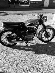 1962 A65  650