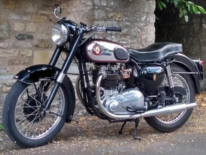 1958 BSA A10 in superb condition For Sale