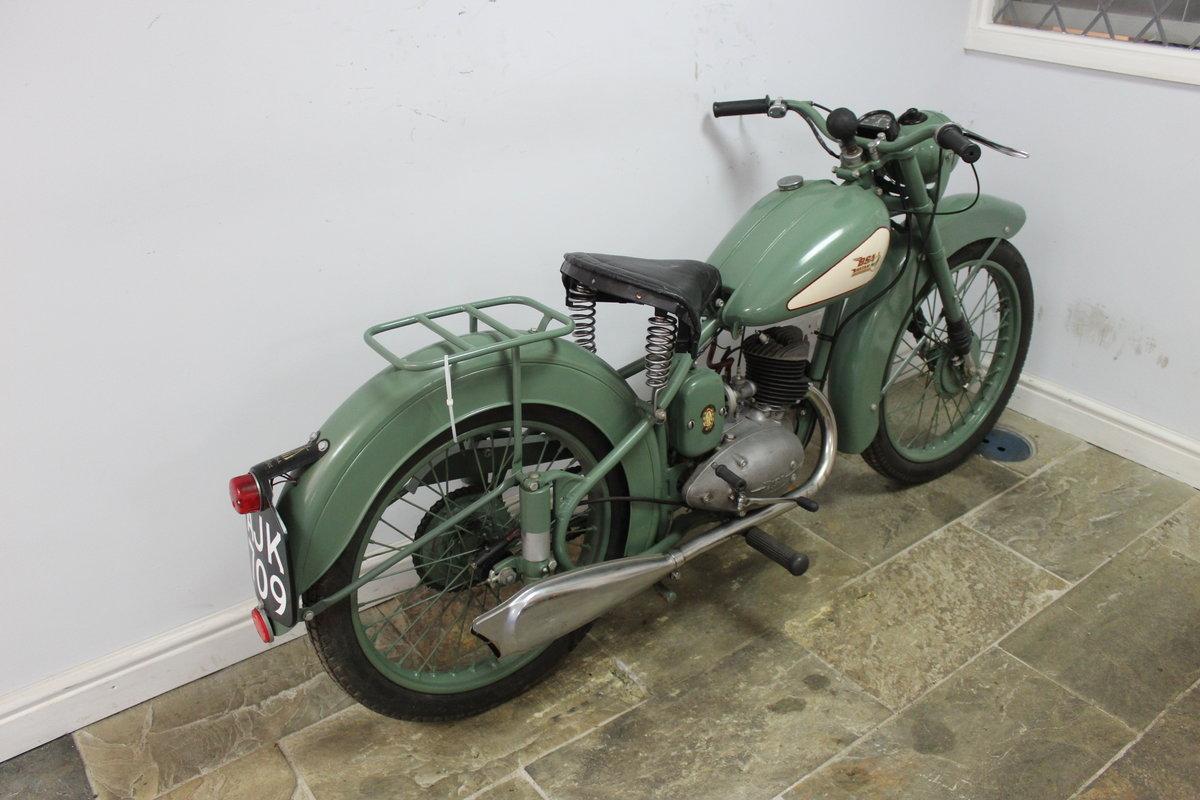 1952 BSA D1 Bantam 125 cc Original registration number  SOLD (picture 2 of 6)