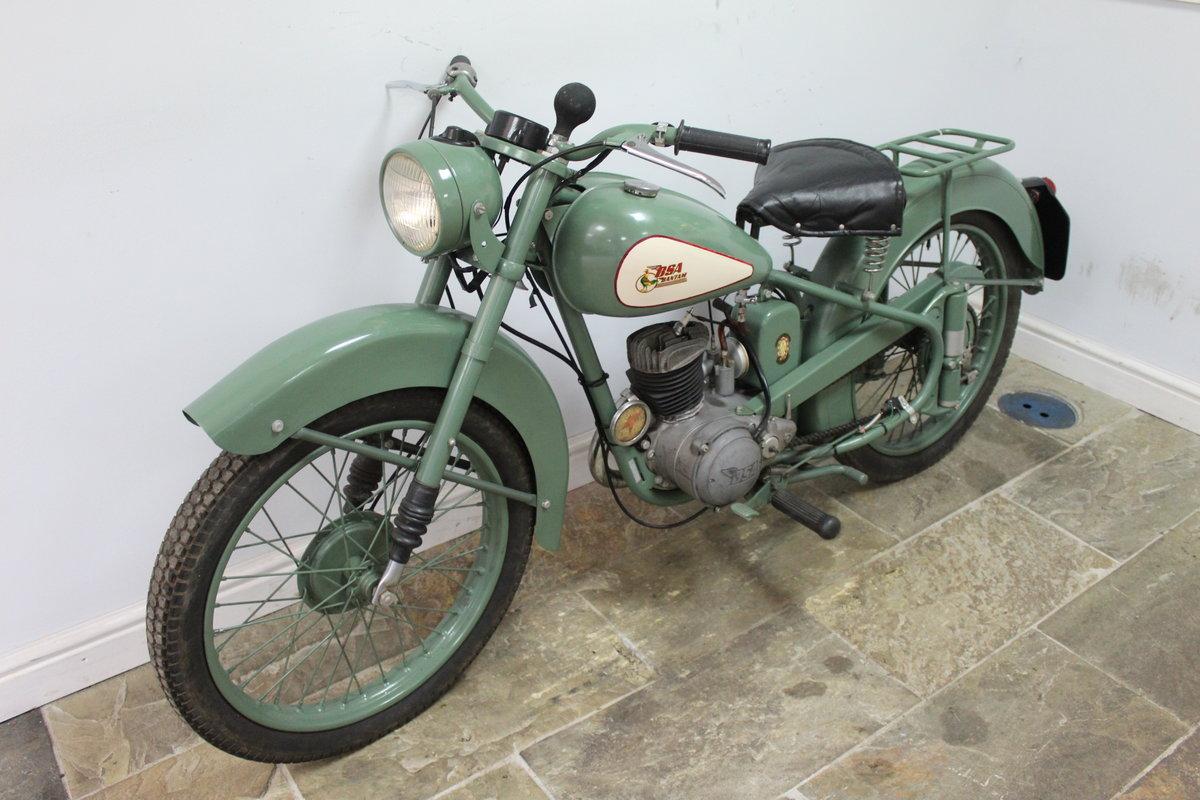1952 BSA D1 Bantam 125 cc Original registration number  SOLD (picture 5 of 6)
