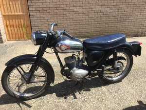 1961 BSA bantam 175. For Sale