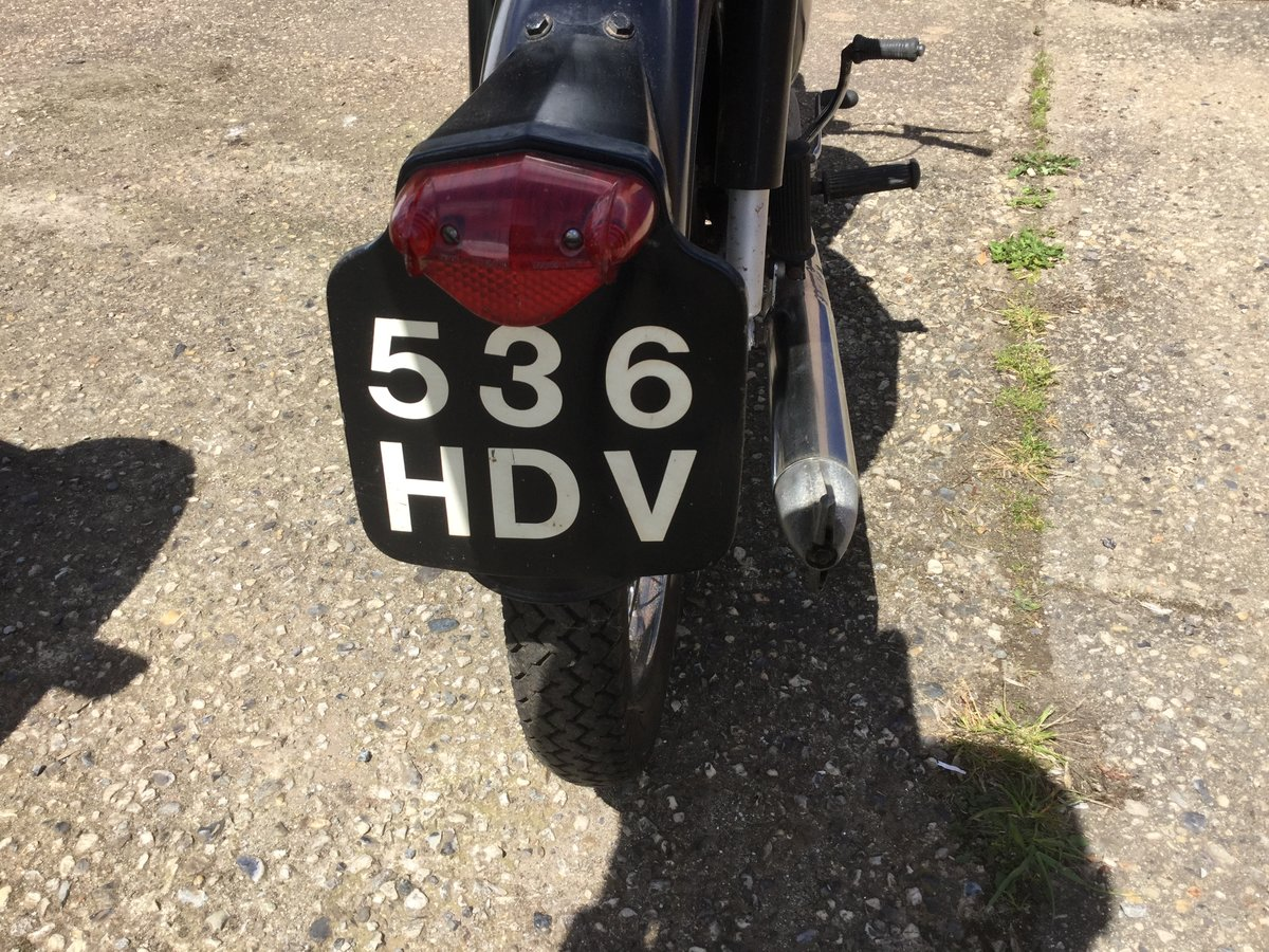 1961 BSA bantam 175. For Sale (picture 4 of 6)