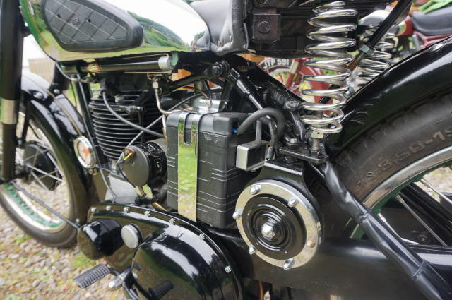 1950 BSA B31  For Sale (picture 2 of 6)